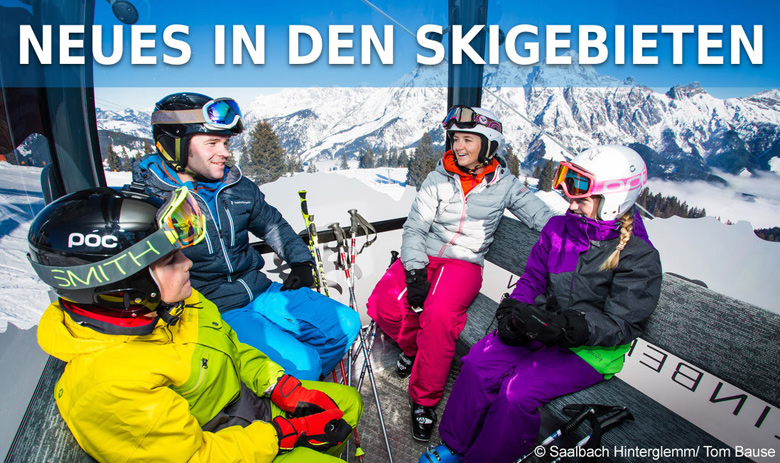 Neues Aus Den Skigebieten