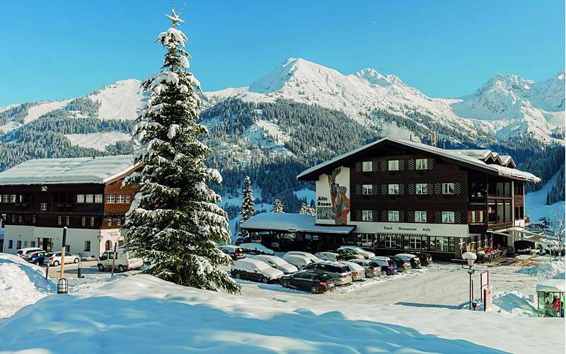 Das Kleemanns (Mittelberg (Vorarlberg)) HolidayCheck