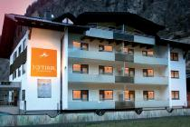 Außenansicht Top Tirol Appartements