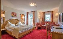Blick in die Juniorsuite Gerlos im Landhotel Maria Theresia in Gerlos