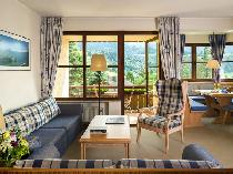 Appartement im Dorint Sporthotel Garmisch-Partenkirchen