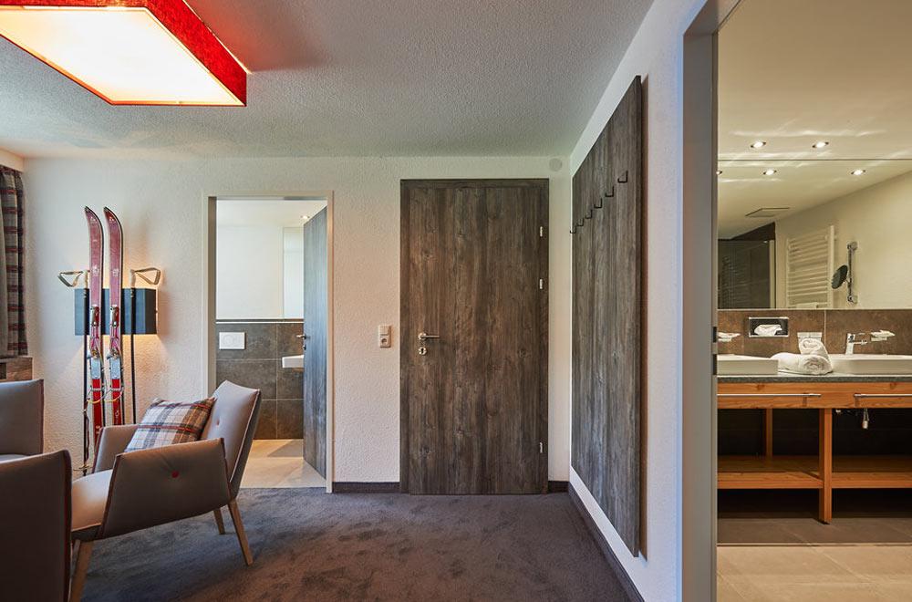 Zimmer im Alpenhotel Laurin in Obergurgl