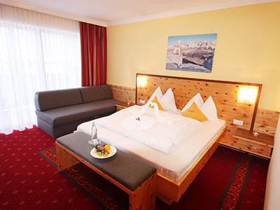 Doppelzimmer im Hotel Erlebniswelt Stocker in Schladming-Rohrmoos