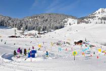 Das SNUKI-Kinderland in Sudelfeld © Top on Snow Sudelfeld