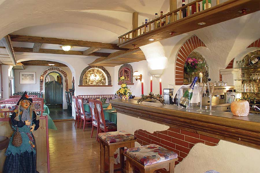 Restaurant Reblaus im Krösbacher Hof