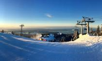 Panorama vom Skigebiet Grouse Mountain © Grouse Mountain Resort