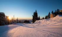 Sonnenuntergang am Grouse Mountain © Grouse Mountain Resort