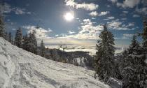 Blick auf einen Sessellift am Cypress Mountain © Cypress Mountain