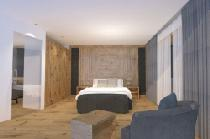 Eine Grand Suite Tuberis im Tuberis Nature & Spa Resort