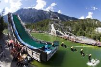 Outdoor-Playround Area 47 im Ötztal © Ötztal Tourismus