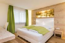 Ein Smart Room im Paradies Pure Mountain Resort