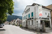 Absinth-Museum in Motiers im Val de Travers © Switzerland Tourism / swiss-image.ch/Andre Meier