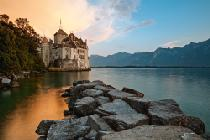 Schloss Chillon am Genfersee © Switzerland Tourism / swiss-image.ch/Jan Geerk