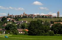 Blick auf Romont © Roland Zumbuehl (CC BY-SA 4.0) via Wikimedia Commons