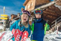 Kinder im Skigebiet Ramsau am Dachstein © photo-austria.at / Christine Höflehner