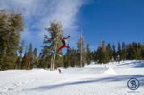 Freestyler im Snowpark Sugar Bowl Resort © Sugar Bowl Resort