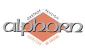 Logo Gasthof Pension Alphorn