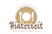 Logo Berggasthof Pension Hinterreit