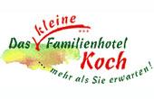 Logo Das kleine Familienhotel Koch