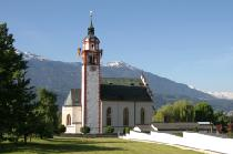 Marienbasilika in Absam © Tourismusverband Region Hall-Wattens
