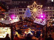 Basler Weihnacht © Standort-Marketing Basel