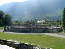 Amphitheater © Office de Tourisme de Martigny