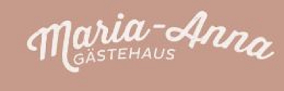 Logo Gästehaus Maria-Anna