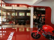 Die Il Ducatisti Café-Bar im MOHR life resort