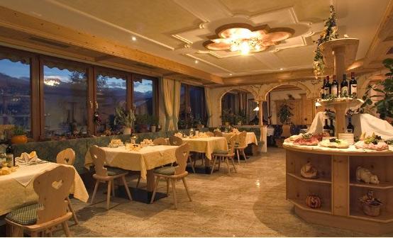 Das Restaurant im Hotel Tonnerhof