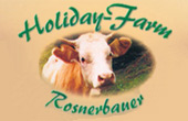 Logo Holiday-Farm Rosnerbauer