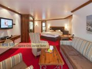 Die Alpine Chic Junior Suite im Chalet