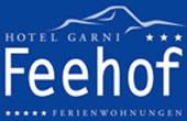 Logo Hotel Garni Feehof