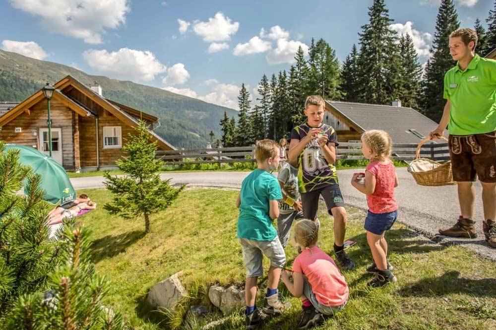 Der Landal Park Katschberg bietet den perfekten Urlaub für die ganze Familie