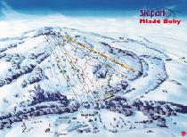 Skipark Mlade Buky © Sitour Marketing GmbH