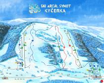 Ski Areal Synot Kycerka © Sitour Marketing GmbH
