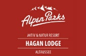 Logo AlpenParks Hagan Lodge Aktiv & Natur Resort