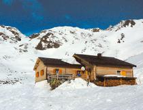 Skihütte 8-13 Pers.