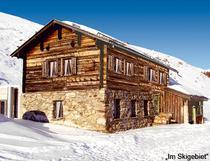 Skihütte 12-30 Pers.