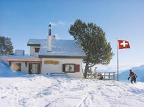 Skihütte 12-25 Pers.