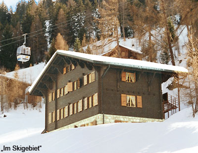 Chalet 15-23 Pers.