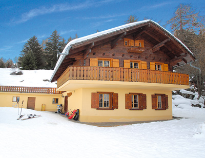 Chalet 10-16 Pers.