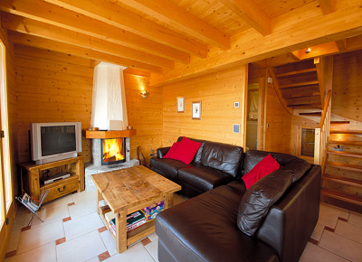 Chalet 8-10 Pers.