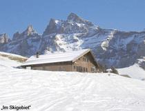 Skihütte 12-33 Pers.