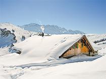 Skihütte 8-10 Pers.