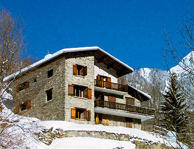 Chalet 16-20 Pers.