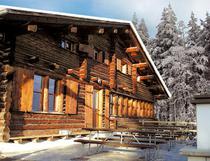 Skihütte 10-35 Pers.