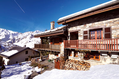 Chalet 8-11 Pers.