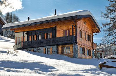 Chalet 5-7 Pers.