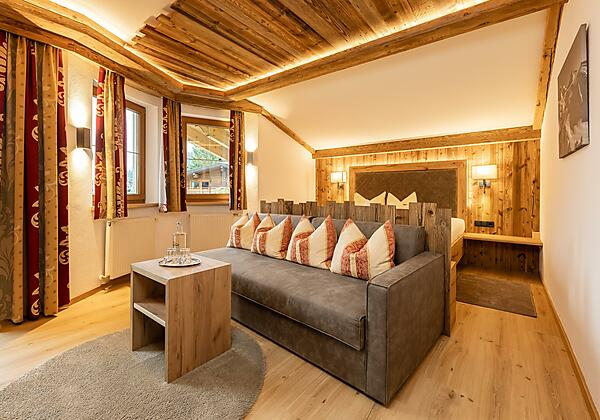 Hotel Bergcristall - Buffet