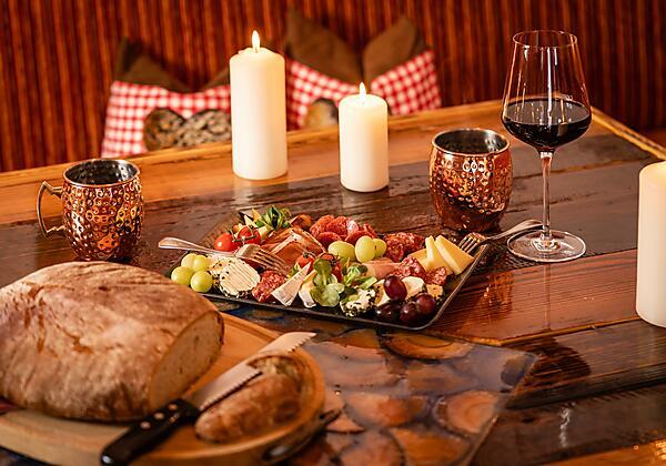 Hotel Bergcristall - Sauna-Lounge